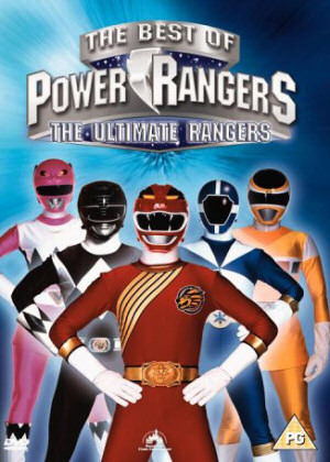 power rangers dvds region 2 united kingdom. Black Bedroom Furniture Sets. Home Design Ideas